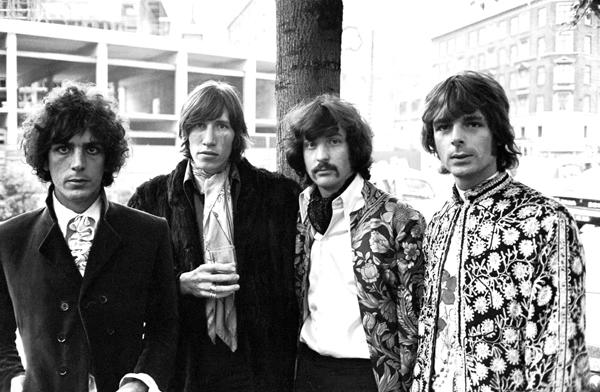 Pink Floyd Catalog Arrives on Spotify