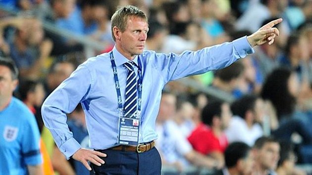 Stuart Pearce was disappointed with England Under-21s' display against Israel