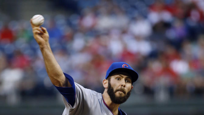 Arrieta, Castro lead Cubs past Phillies