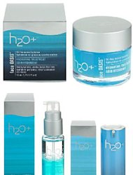 Parched skin? See the M&S H2O Plus range for a serious hit of hydration