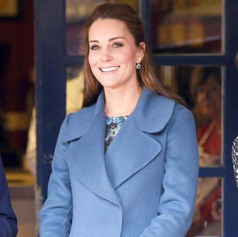 """Kate Middleton Has Green Juices Delivered for """"Extra Boost"""""""