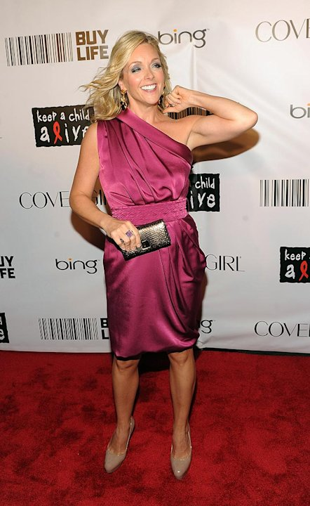 Jane Krakowski Keep Child Alive