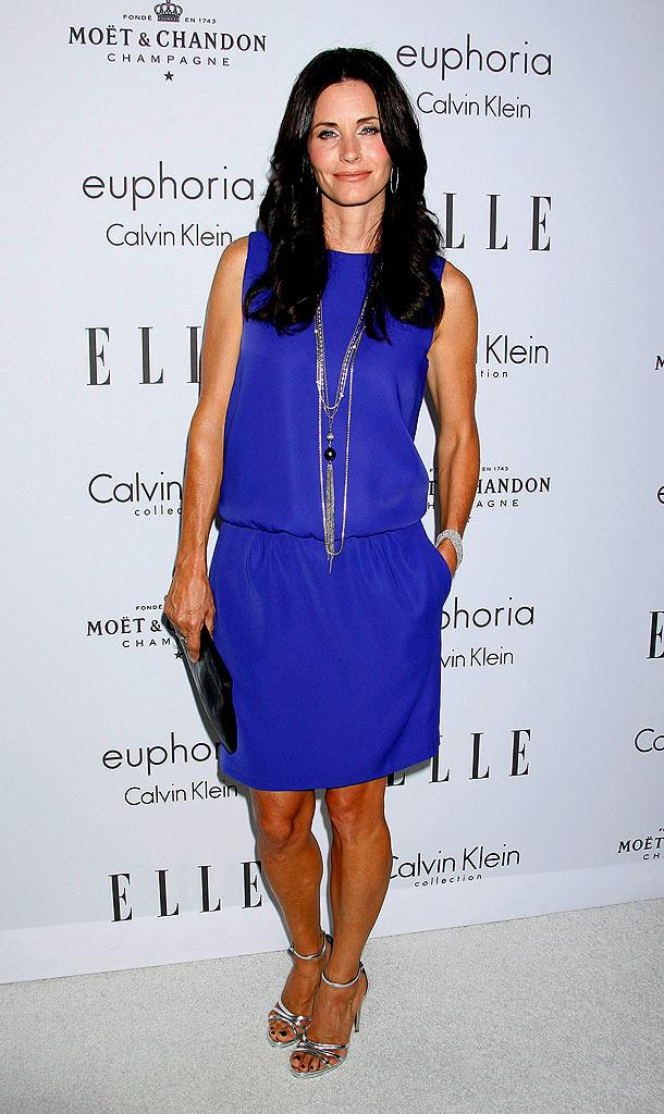 Cox Courteney Elle Aw