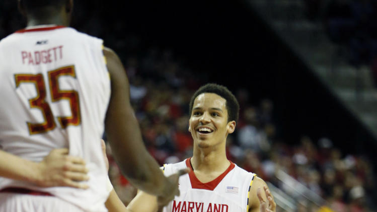 NCAA Basketball: Clemson at Maryland