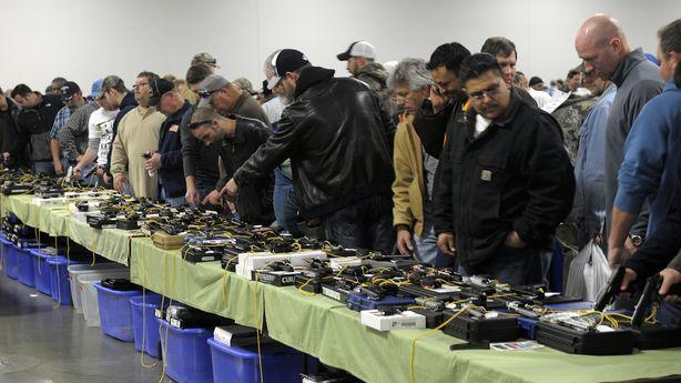 The Cops Are Now Shutting Down Gun Shows in Connecticut