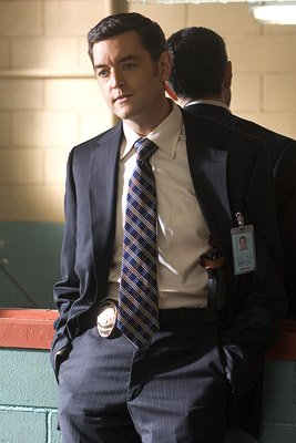 Timothy Omundson as Detective Lassiter in &quot;Psych.&quot; 