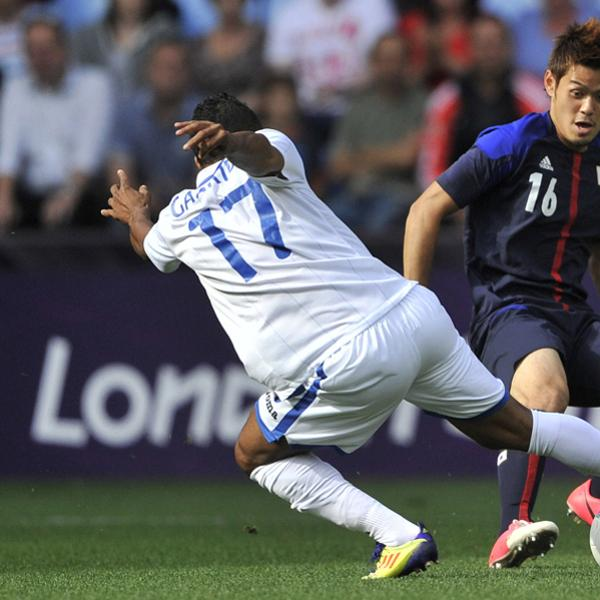Olympics Day 5 - Men's Football - Japan v Honduras Getty Images Getty Images Getty Images Getty Images Getty Images