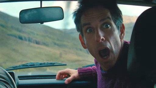 The Secret Life of Walter Mitty - Clip - Eruption