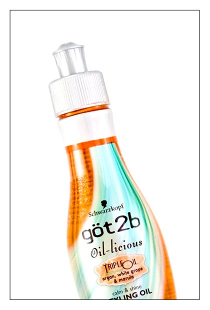 Got2b Oil-Licious Styling Oil, $5.99
