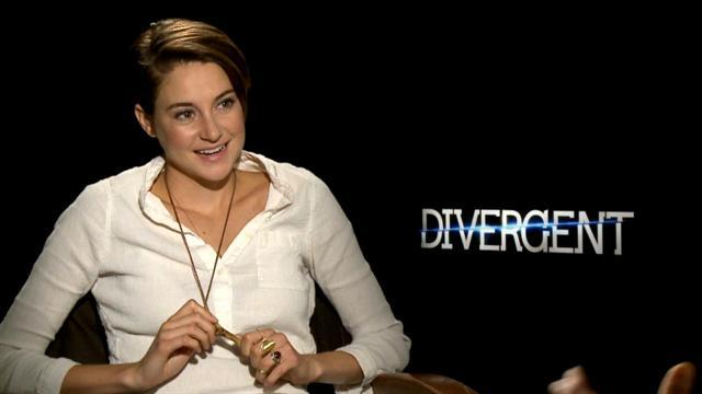 ET Now: Why Shailene Woodley is Just Like Her 'Divergent' Character