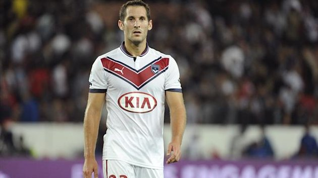 2013 Ligue 1 Bordeaux Florian Marange