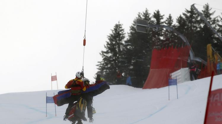 Women's Super G - Alpine FIS Ski World Championships