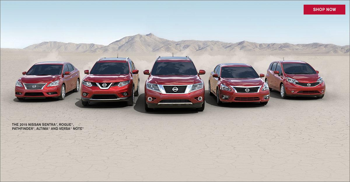 Nissan's Bottom Line Model Year-End Event
