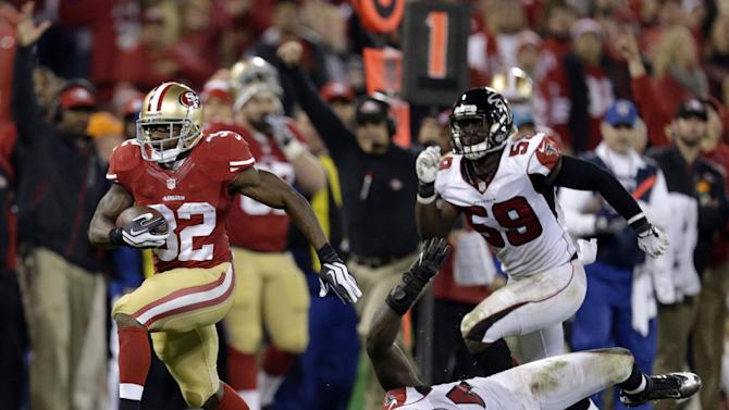 49ers feel good about rushing attack