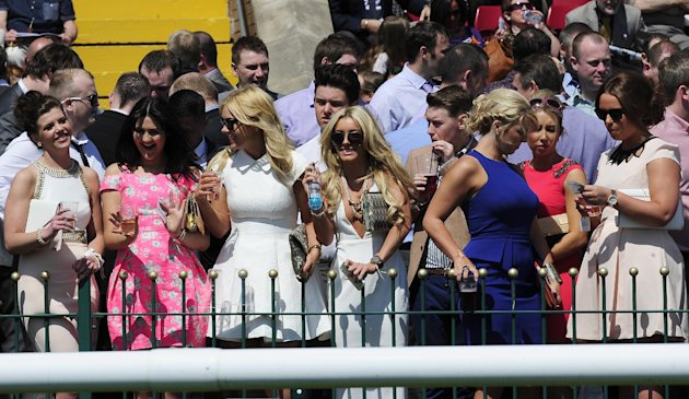 Horse Racing - Betfred Temple Stakes Day - Haydock Racecourse