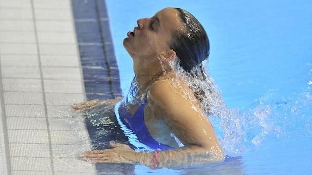 Tania Cagnotto - Italy - London 2012 (AP/LaPresse)