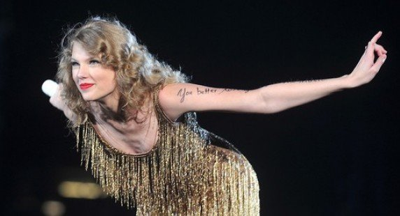Taylor Swift : Taylor Swift, clbrit la plus riche de sa gnration
