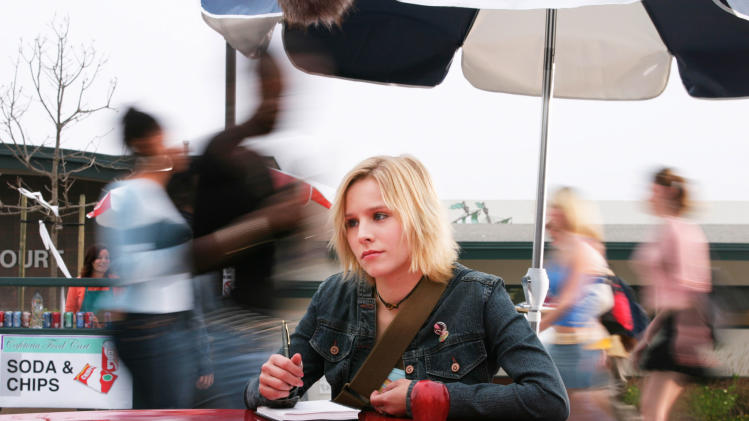 'Veronica Mars' campaign rattles movie industry