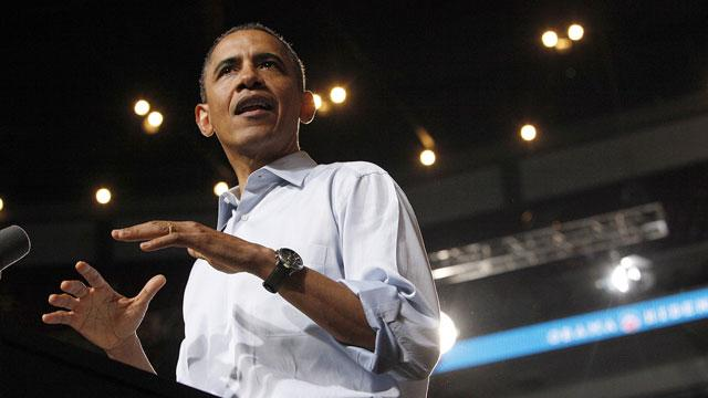 Obama Calls for 'Common-Sense Policies' to Move Economy