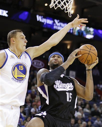 Rush leads Warriors past Kings in Smart's return