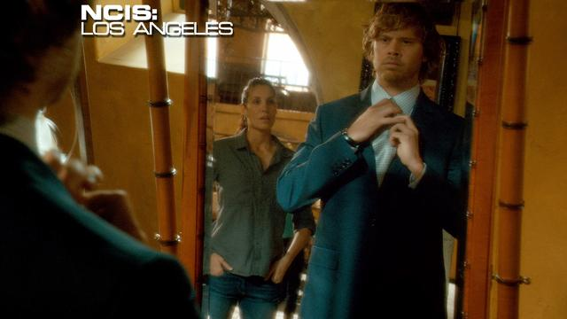 NCIS: Los Angeles - A Knife Is Just A Knife