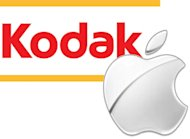 Kodak consigue una victoria parcial en el caso contra Apple
