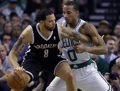 Williams carries Nets to 101-93 win over Celtics