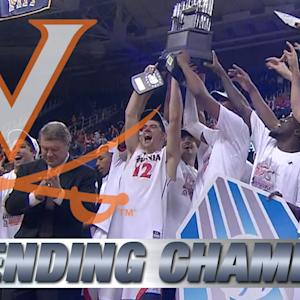 Virginia Cavaliers Relive 2014 ACC Basketball Title