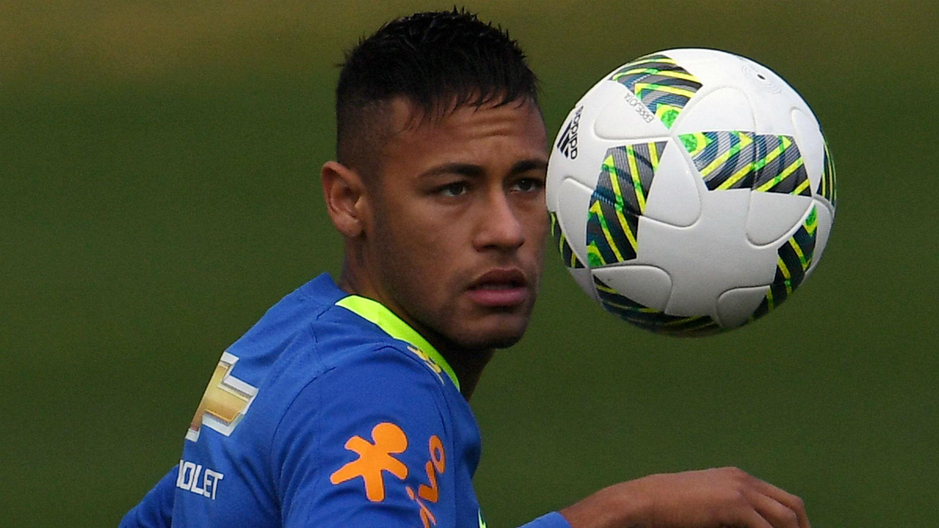 Neymar: I play for Messi, he's the man