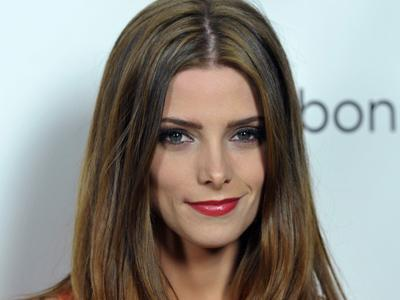 Ashley Greene keeps it dark after 'Twilight'