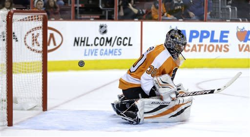 Panthers tops Flyers 3-2 in shootout