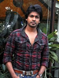 "Friday will see the release of ""Hate Story"", which stars Nikhil Dwivedi, pictured here in March 2011. The film is an erotic thriller that has generated a stir with a raunchy trailer on YouTube"