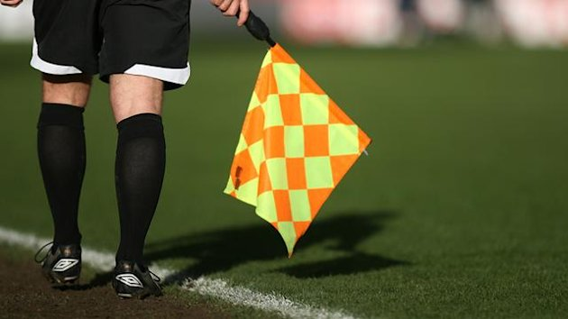 FOOTBALL 2008-09 Linesman flag generic