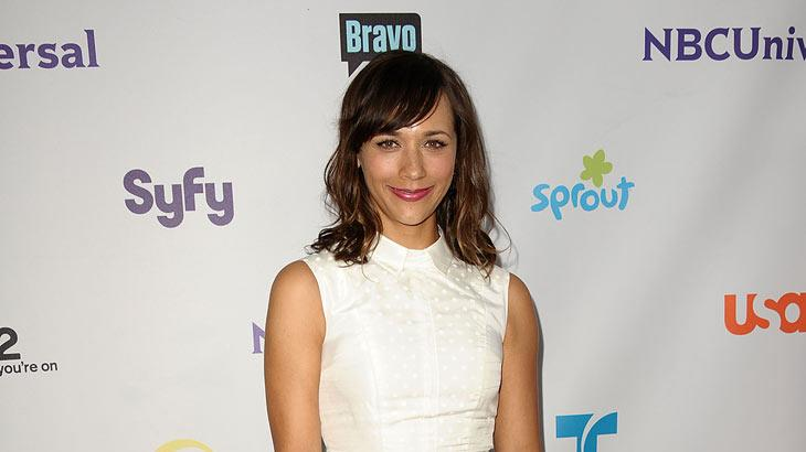"Rashida Jones of ""Parks and Recreation"" attends the NBC Universal Summer TCA 2011 All-Star Party at the SLS Hotel on August 1, 2011 in Los Angeles, California."