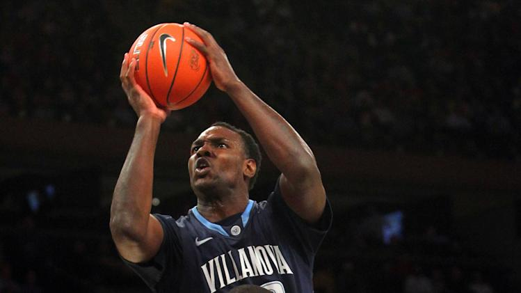 NCAA Basketball: Big East Tournament-Louisville vs Villanova