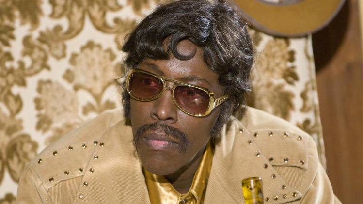 Arsenio Hall Black Dynamite Production Stills Apparition 2009