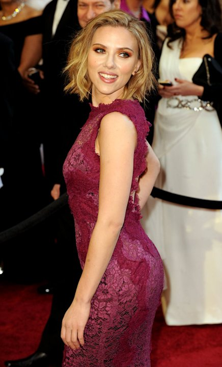 Scarlett Johannson rd Annual Academy Awards