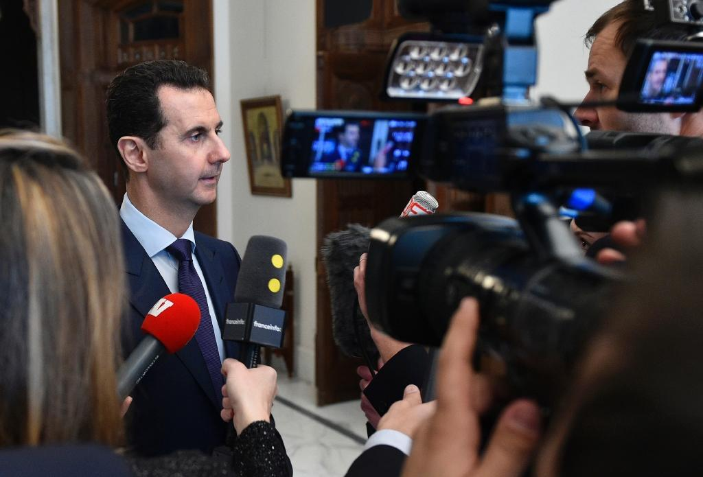 Years of failed efforts to end Syrian conflict