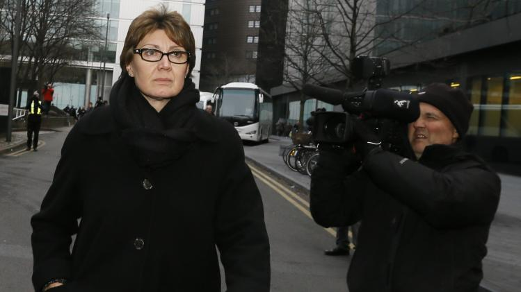 UK detective found guilty in phone hacking scandal