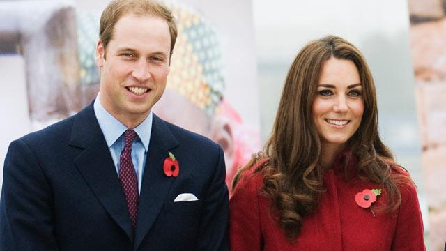 Kate Middleton Pregnant, in Hospital