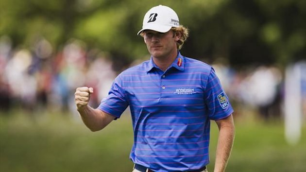 Brandt Snedeker of the US (Reuters)