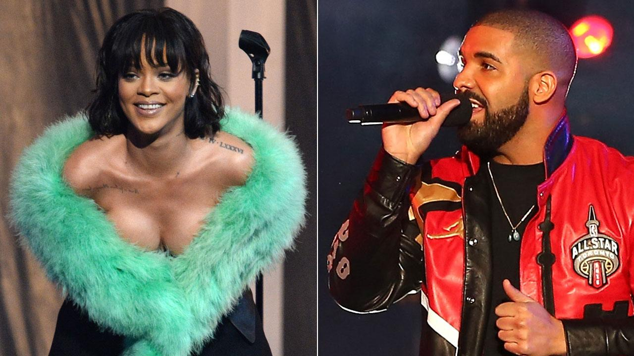 Drake Says He's Getting His 'Heart Broken' by Rihanna, Calls Her 'Most Beautiful Woman' He's Ever Seen