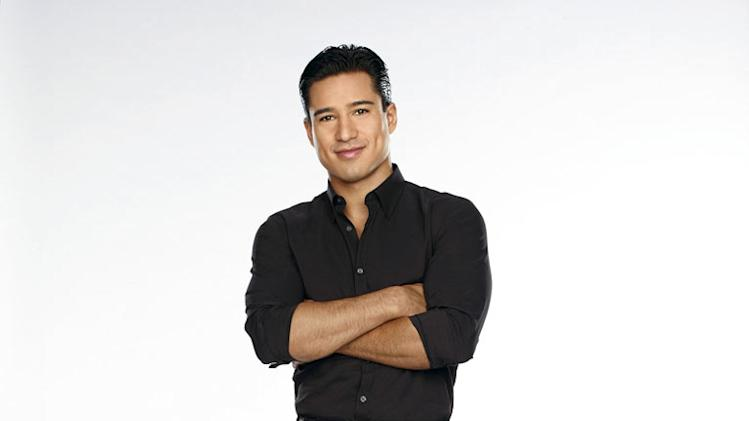 "Mario Lopez hosts ""H8R."""