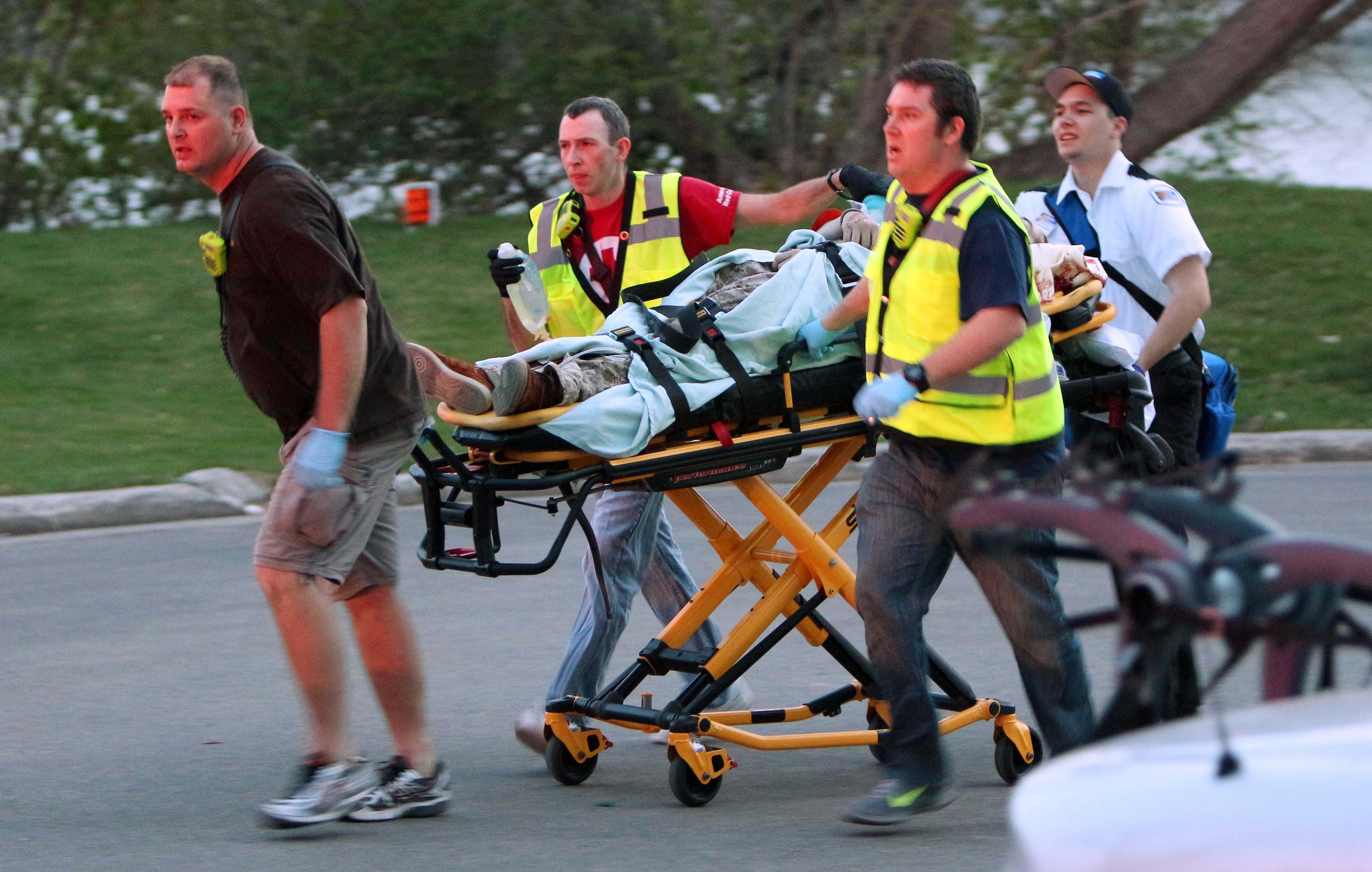 Wisconsin family's bike ride turns deadly as shooting erupts