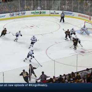 Jonathan Quick Save on Torey Krug (05:52/1st)
