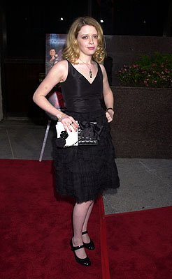 Natasha Lyonne at the Westwood premiere of Dimension's Scary Movie 2