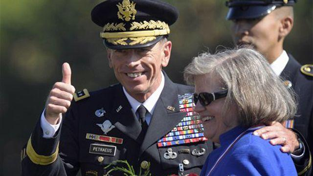 How does Petraeus scandal impact national security?