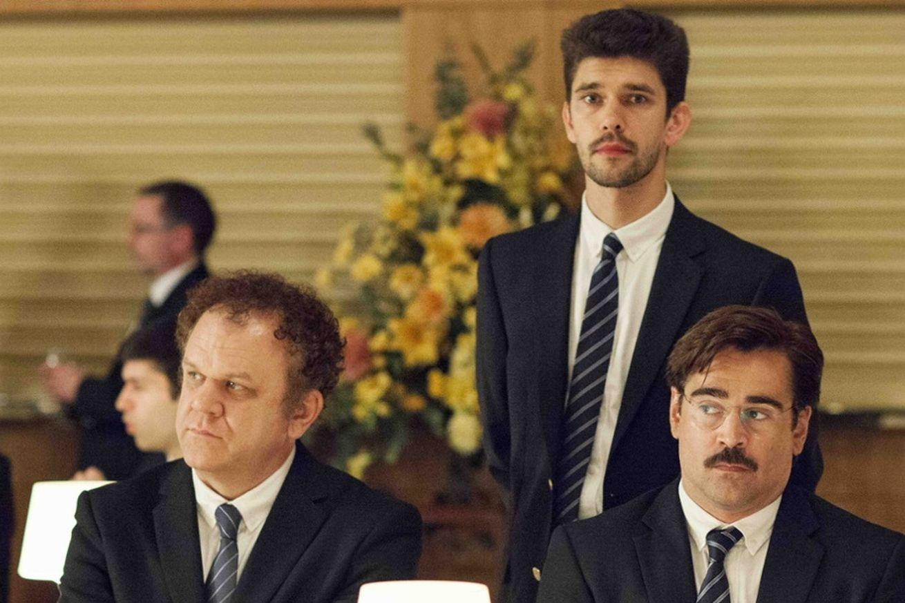 Watch a new trailer for The Lobster, a dating dystopia starring Colin Farrell