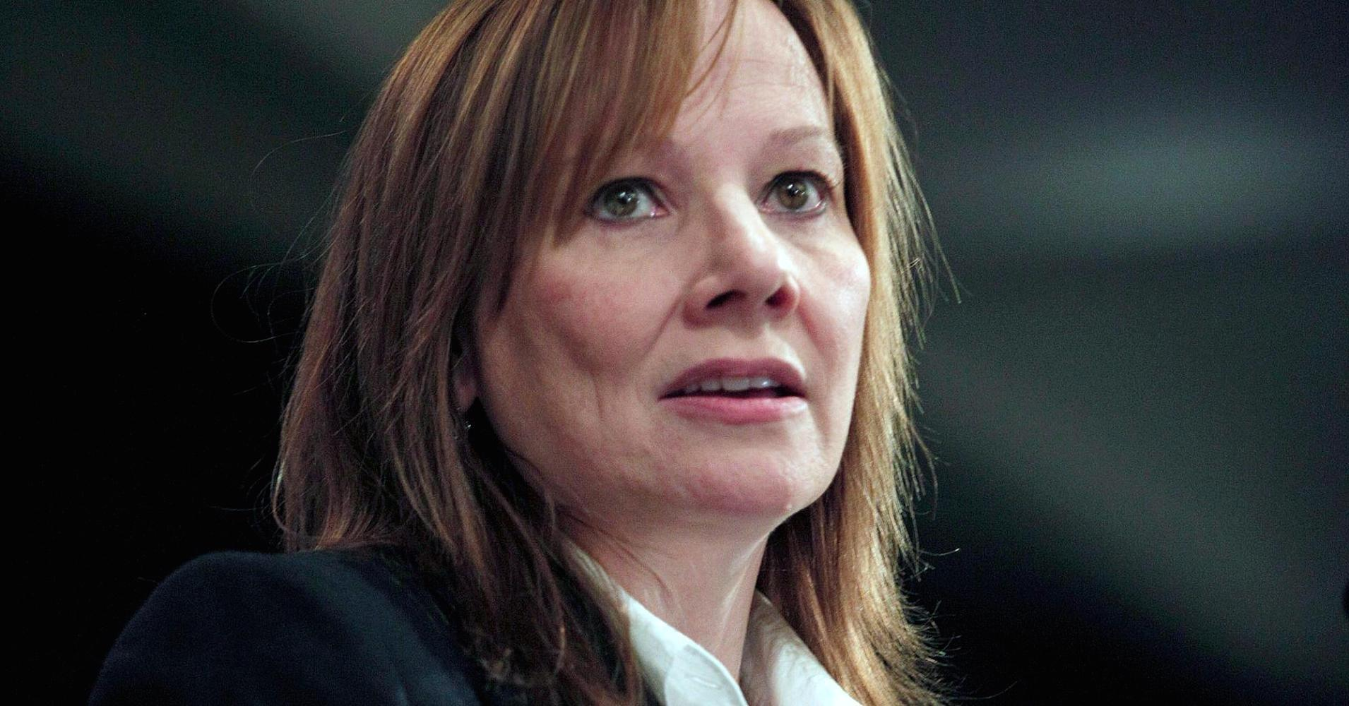 GM's Barra: No long term impact of low gas prices