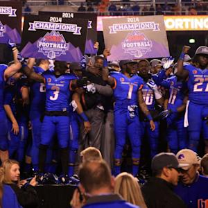 Boise State Broncos 2015 Football Hype Video